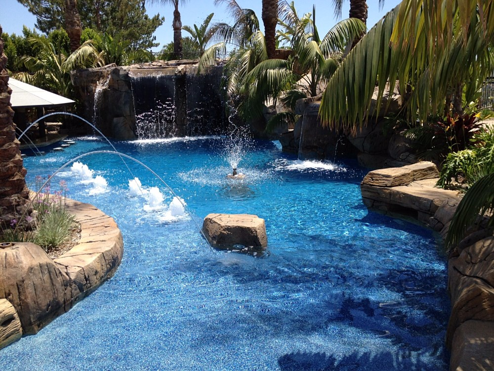 Pool Remodeling Photos Sylmar Los Angeles Ventura